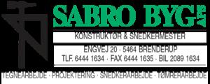SABRO BYG ApS